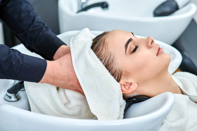 How to do your hair spa treatment at home