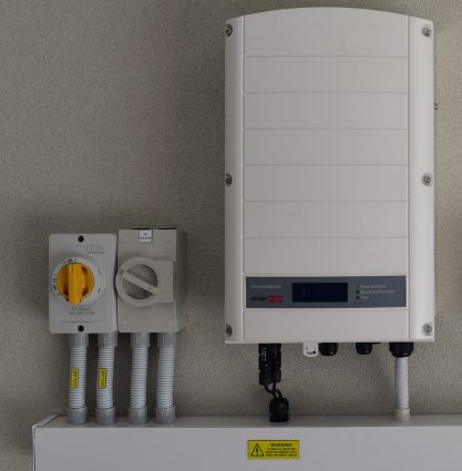 solar inverters in Goldcoast