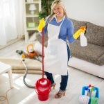 The ultimate guide to deep clean your new home