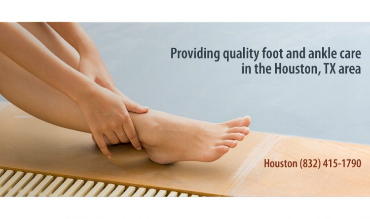 podiatrists houston