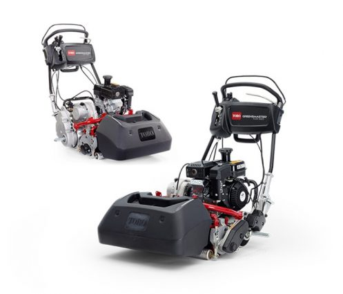 Toro golf course mowers